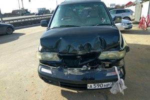 Автомобиль Nissan Largo, битый состояние, 1997 года выпуска, цена 90 000 руб., Солнечногорск