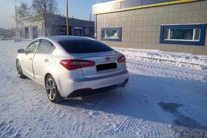 Подержанный автомобиль Kia Cerato, отличное состояние, 2014 года выпуска, цена 770 000 руб., Нефтеюганск