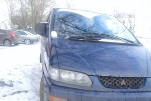 Автомобиль Mitsubishi Space Gear, хорошее состояние, 1999 года выпуска, цена 300 000 руб., Лиски