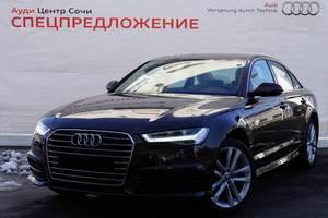 Новый автомобиль Audi A6, 2016 года выпуска, цена 2 750 000 руб., Сочи