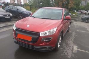 Автомобиль Peugeot 4008, отличное состояние, 2012 года выпуска, цена 750 000 руб., Химки
