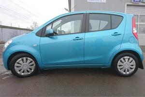 Автомобиль Suzuki Splash, хорошее состояние, 2010 года выпуска, цена 355 000 руб., Санкт-Петербург