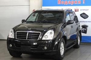 Авто SsangYong Rexton, 2008 года выпуска, цена 499 000 руб., Москва