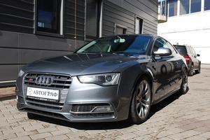 Подержанный автомобиль Audi S5, отличное состояние, 2012 года выпуска, цена 1 478 000 руб., Санкт-Петербург