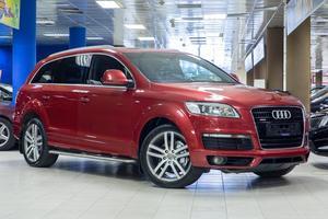 Авто Audi Q7, 2008 года выпуска, цена 799 999 руб., Москва