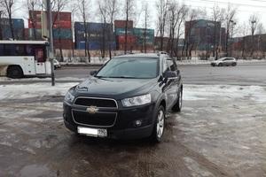 Автомобиль Chevrolet Captiva, отличное состояние, 2012 года выпуска, цена 930 000 руб., Подольск