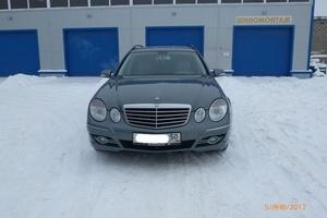 Подержанный автомобиль Mercedes-Benz E-Класс, отличное состояние, 2006 года выпуска, цена 720 000 руб., Воскресенск