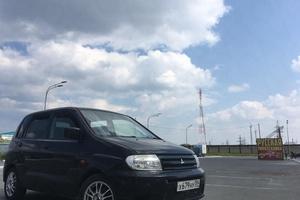 Автомобиль Mitsubishi Dingo, хорошее состояние, 2001 года выпуска, цена 150 000 руб., республика Башкортостан