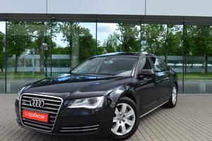 Авто Audi A8, 2012 года выпуска, цена 1 290 000 руб., Санкт-Петербург