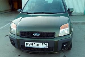 Подержанный автомобиль Ford Fusion, хорошее состояние, 2007 года выпуска, цена 255 000 руб., Челябинск