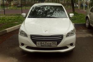 Автомобиль Peugeot 301, отличное состояние, 2013 года выпуска, цена 490 000 руб., Электросталь