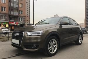Автомобиль Audi Q3, хорошее состояние, 2013 года выпуска, цена 1 195 000 руб., Санкт-Петербург