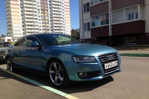 Подержанный автомобиль Audi A5, хорошее состояние, 2008 года выпуска, цена 725 000 руб., Краснодар