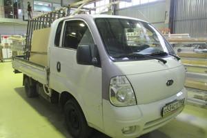 Подержанный автомобиль Kia Bongo, хорошее состояние, 2012 года выпуска, цена 370 000 руб., Подольск