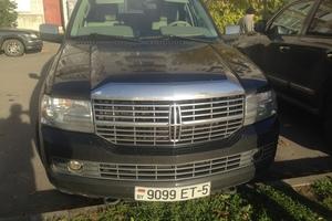 Автомобиль Lincoln Navigator, отличное состояние, 2006 года выпуска, цена 1 200 000 руб., Санкт-Петербург