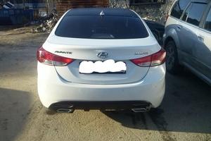 Автомобиль Hyundai Avante, хорошее состояние, 2011 года выпуска, цена 750 000 руб., Ямало-Ненецкий ао.