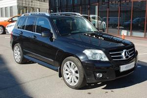Авто Mercedes-Benz GLK-Класс, 2009 года выпуска, цена 898 000 руб., Санкт-Петербург