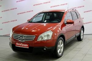 Авто Nissan Qashqai+2, 2008 года выпуска, цена 619 000 руб., Москва