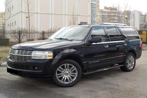 Авто Lincoln Navigator, 2007 года выпуска, цена 1 059 000 руб., Москва