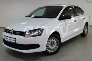 Подержанный автомобиль Volkswagen Polo, хорошее состояние, 2013 года выпуска, цена 389 000 руб., Челябинск