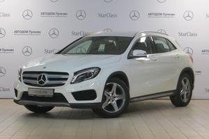 Авто Mercedes-Benz GLA-Класс, 2016 года выпуска, цена 1 890 000 руб., Санкт-Петербург