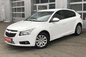 Авто Chevrolet Cruze, 2012 года выпуска, цена 395 000 руб., Казань