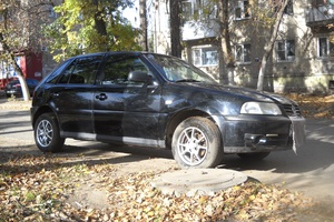 Автомобиль Volkswagen Pointer, среднее состояние, 2005 года выпуска, цена 155 000 руб., Саров