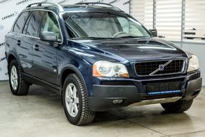 Авто Volvo XC90, 2005 года выпуска, цена 430 000 руб., Москва
