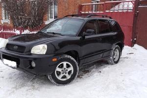 Автомобиль Hyundai Santa Fe, хорошее состояние, 2002 года выпуска, цена 350 000 руб., Серпухов