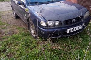 Подержанный автомобиль Toyota Corolla, хорошее состояние, 2001 года выпуска, цена 150 000 руб., Дмитров