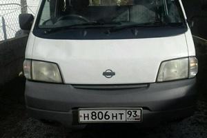 Автомобиль Nissan Vanette, хорошее состояние, 2002 года выпуска, цена 210 000 руб., Краснодарский край