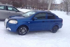 Подержанный автомобиль Chevrolet Aveo, хорошее состояние, 2010 года выпуска, цена 280 000 руб., Челябинск