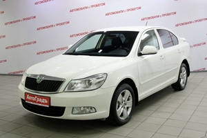 Авто Skoda Octavia, 2010 года выпуска, цена 429 000 руб., Москва