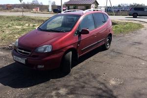 Автомобиль Chevrolet Rezzo, хорошее состояние, 2008 года выпуска, цена 270 000 руб., Москва
