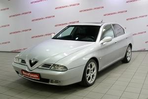 Авто Alfa Romeo 166, 2003 года выпуска, цена 229 000 руб., Москва