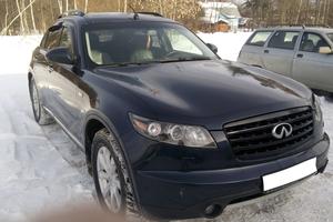 Подержанный автомобиль Infiniti FX-Series, хорошее состояние, 2007 года выпуска, цена 650 000 руб., Одинцово