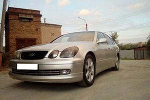 Автомобиль Toyota Aristo, хорошее состояние, 1999 года выпуска, цена 405 000 руб., Челябинск