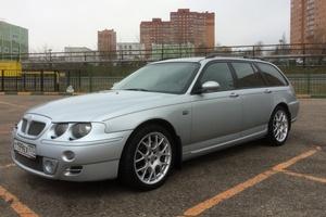 Автомобиль MG ZT, отличное состояние, 2002 года выпуска, цена 350 000 руб., Москва