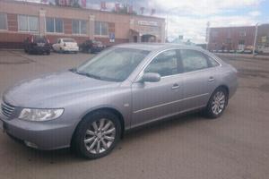 Автомобиль Hyundai Grandeur, отличное состояние, 2008 года выпуска, цена 750 000 руб., Кемерово