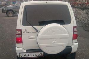 Автомобиль Mitsubishi Pajero Mini, отличное состояние, 2009 года выпуска, цена 320 000 руб., Петропавловск-Камчатский