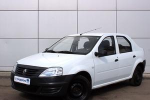 Авто Renault Logan, 2010 года выпуска, цена 248 100 руб., Москва