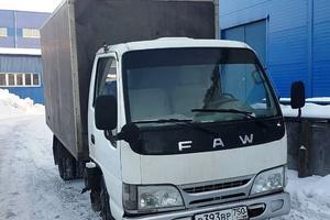 Автомобиль FAW 1041, среднее состояние, 2013 года выпуска, цена 325 000 руб., Железнодорожный