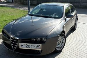 Автомобиль Alfa Romeo 159, хорошее состояние, 2007 года выпуска, цена 475 000 руб., Брянск