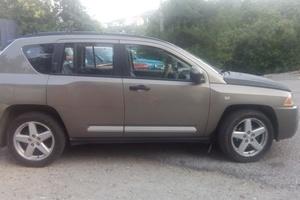 Автомобиль Jeep Compass, хорошее состояние, 2007 года выпуска, цена 600 000 руб., Симферополь