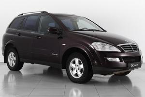 Авто SsangYong Kyron, 2010 года выпуска, цена 539 000 руб., Ростовская область
