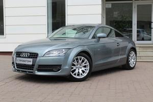 Подержанный автомобиль Audi TT, хорошее состояние, 2008 года выпуска, цена 839 000 руб., Москва