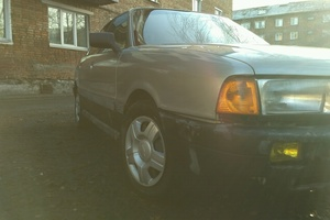 Автомобиль Audi 80, хорошее состояние, 1988 года выпуска, цена 70 000 руб., Прокопьевск