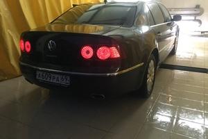 Автомобиль Volkswagen Phaeton, хорошее состояние, 2008 года выпуска, цена 630 000 руб., Москва