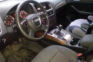 Подержанный автомобиль Audi Q5, отличное состояние, 2009 года выпуска, цена 900 000 руб., Сочи