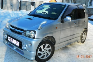 Автомобиль Daihatsu Terios, отличное состояние, 2006 года выпуска, цена 280 000 руб., Омск